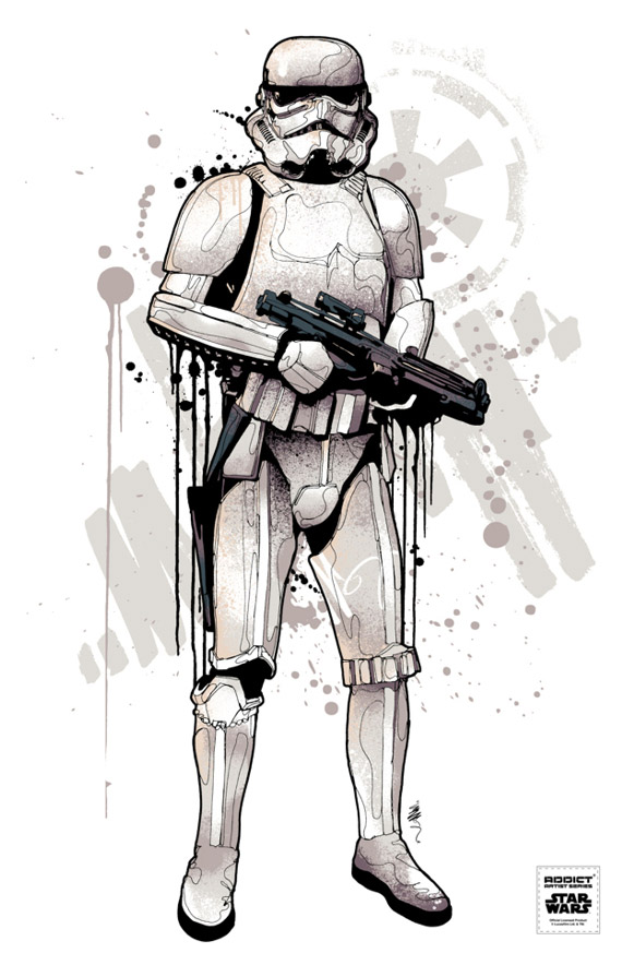 starwars illustration 9