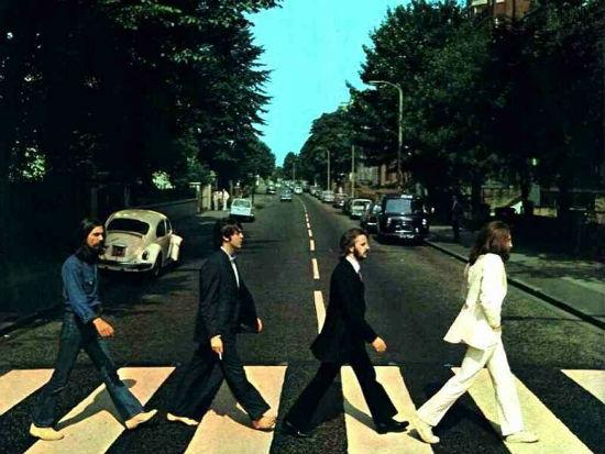 Beatles Abbey Road Albümü