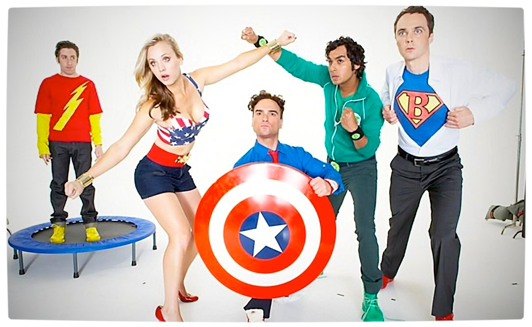 Big Bang Theory Komik Değil