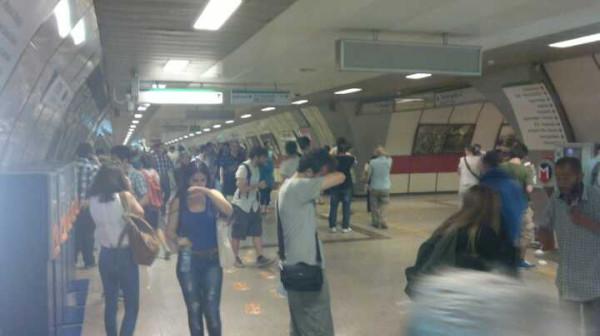 ListeList Taksim Metro