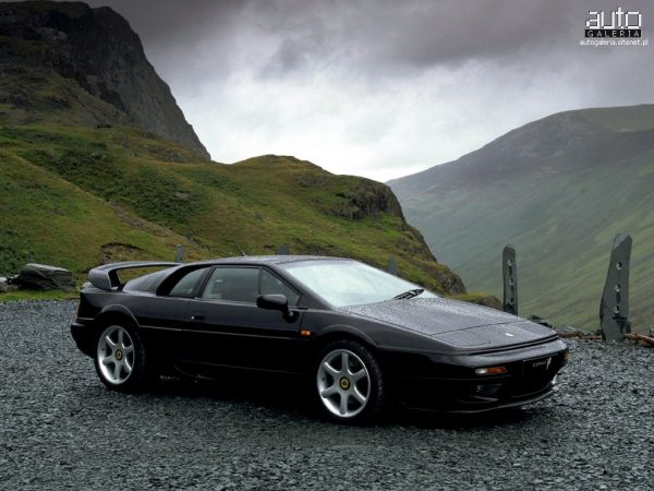 Lotus-Esprit-Black