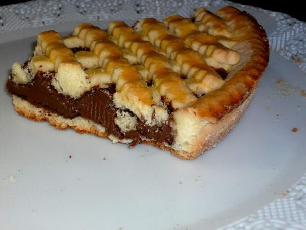 Nutella'lı Tart