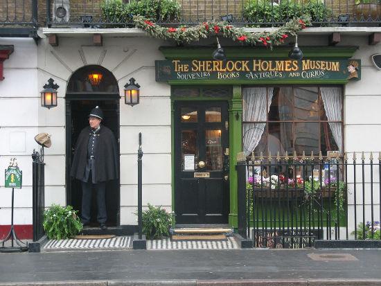 Sherlock-Holmes-Muzesi-Londra