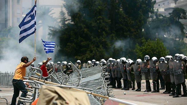 Yunanistan OECD