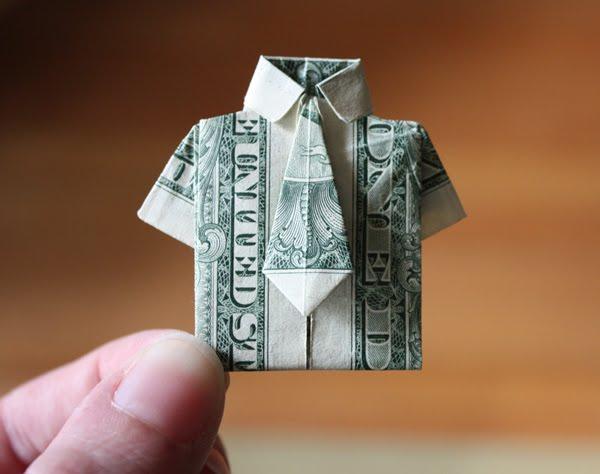 Gomlek-origami-para-sanati