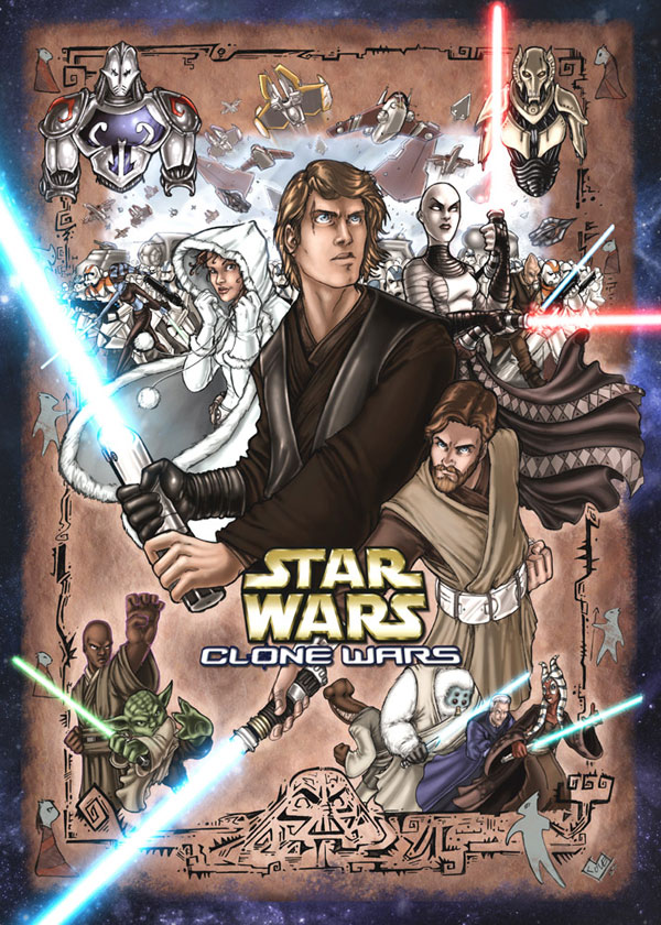 starwars illustration 7