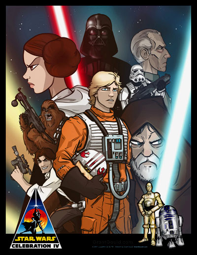 starwars illustration 3