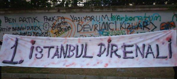 1. İstanbul direnali