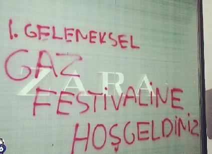 1. geleneksel gaz festivaline hosgeldiniz