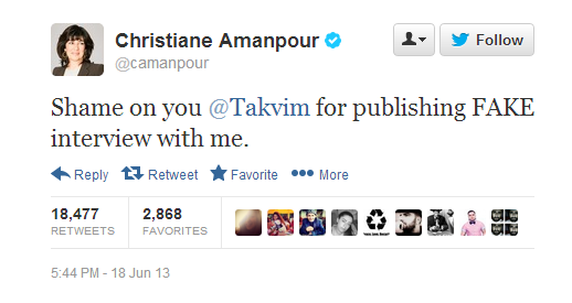 amanpour-shame-on-you-takvim-tweet