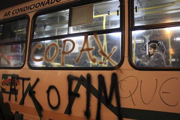 brazilya duvar yazısı