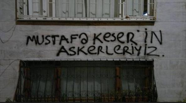 dy Mustafa Keser'in Askerleriyiz