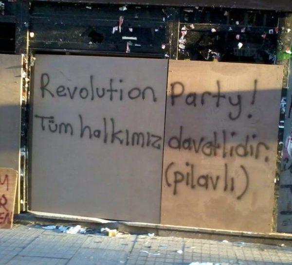 dy devrim partisi tüm halkımız davetlidir pilavlı