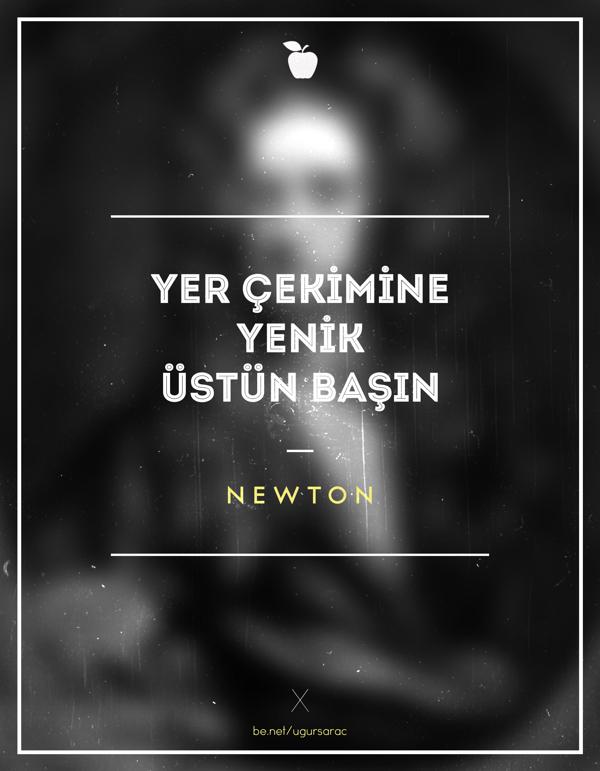 eksi-bir-yer-cekimine-ye ik-ustun-basin-newton