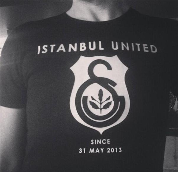 istanbul-united-forma-tshirt