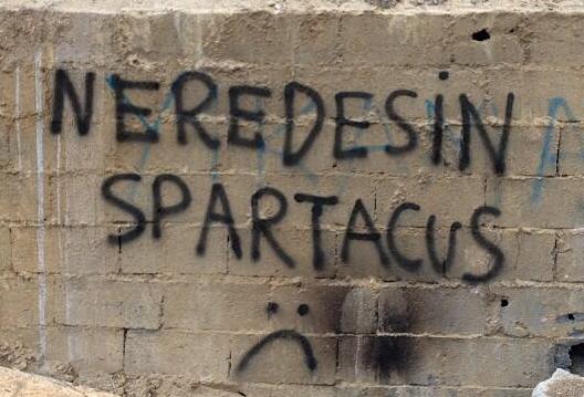 neredesin spartacus