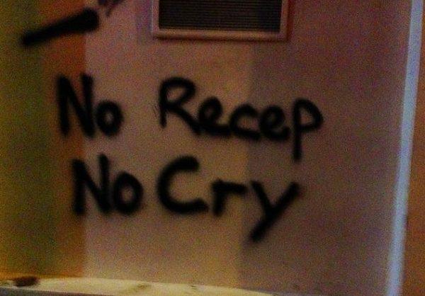 no recep no cry