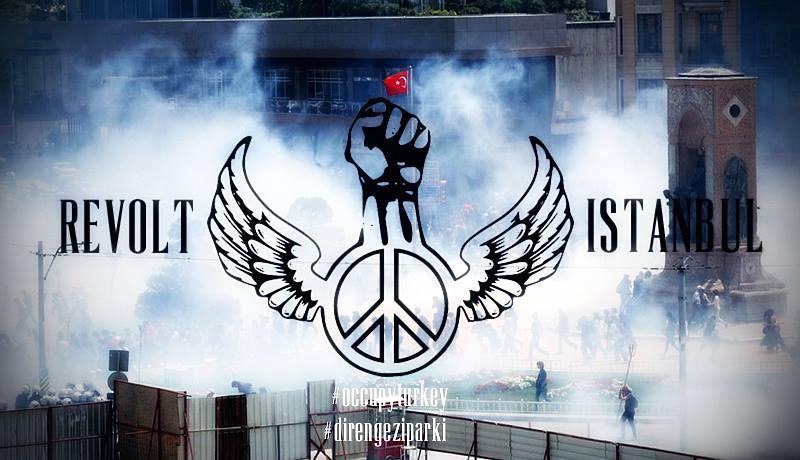 revolt istanbul