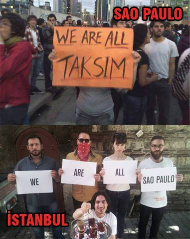 taksim-sao paolo