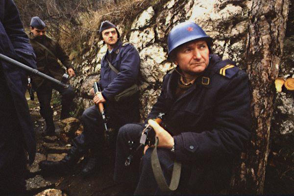 Civil War in Yugoslavia: Sarajevo