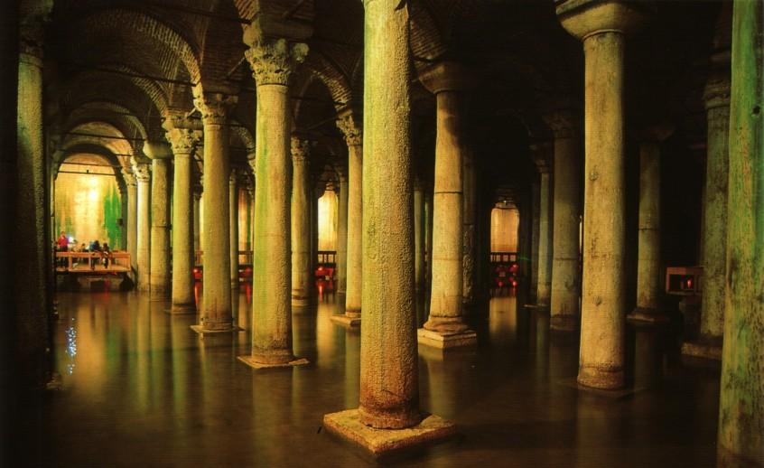 2-yerebatan-sarnici-basilica-cistern-bazilika