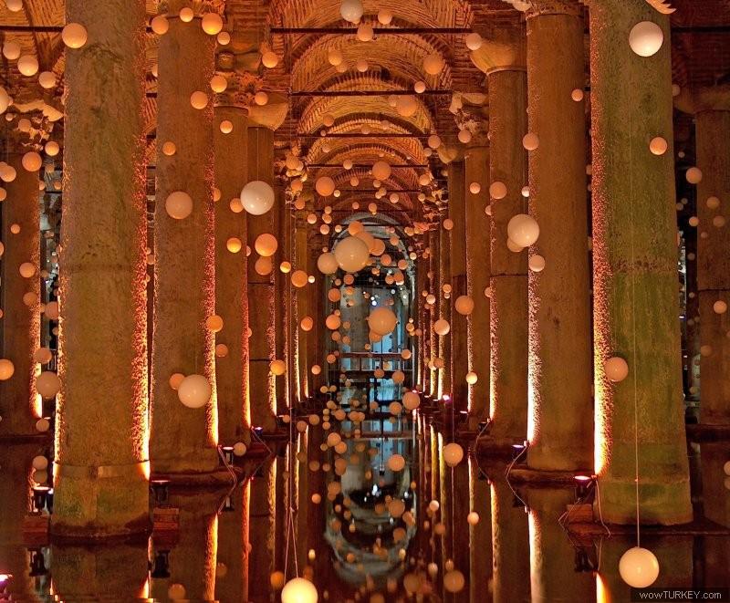 34-balonlar-yerebatan-sarnici-basilica-cistern-bazilika