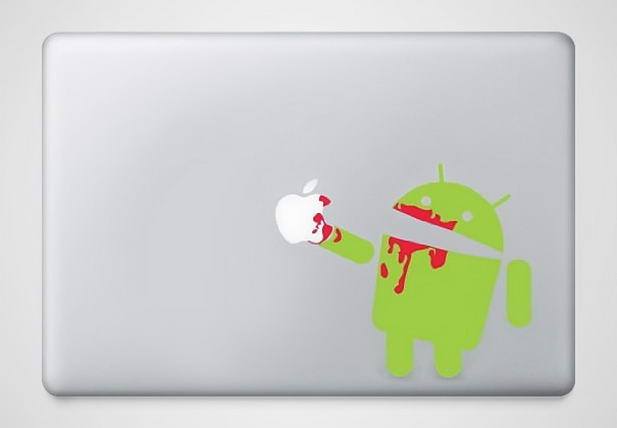 Angry-Android-Macbook-Sticker