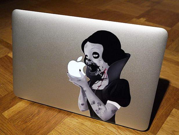 Princess-Macbook-Sticker