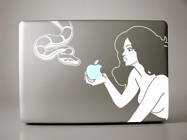 Snake-Macbook-Sticker