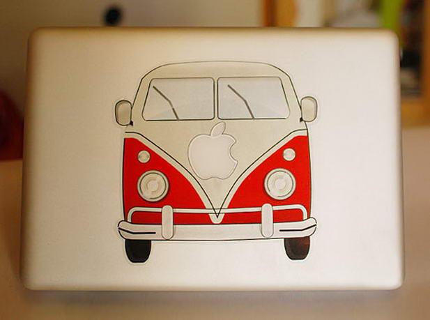 Wolkswogen-Macbook-Sticker
