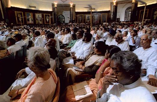 indian-parliament-hindistan-parlamentosu