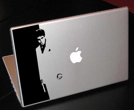 scarface-macbook
