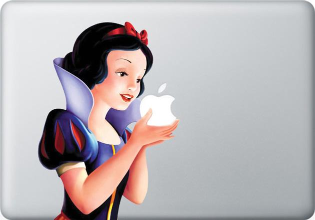 snowwhite_macbook_sticker