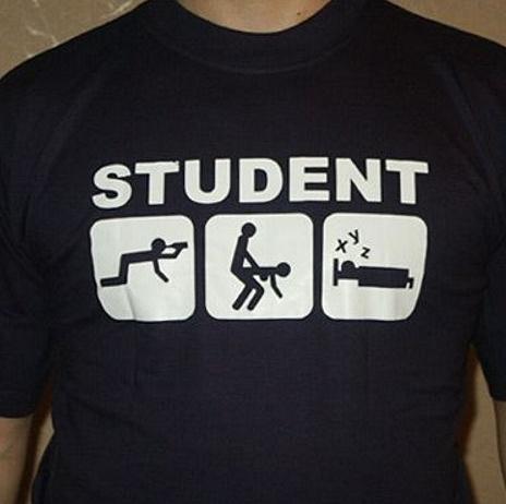 student-tisört