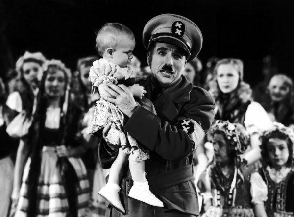 charlie chaplin büyük diktatör