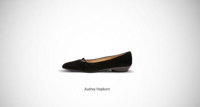 Audrey-Hepburn-ayakkabı