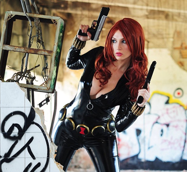 Black-widow-yamashita-version-cosplay-photo