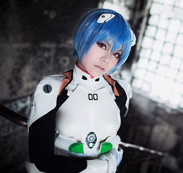 Evangelion-cosplay-photo