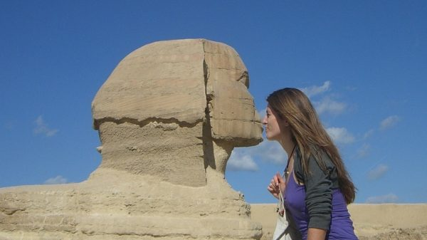Kissing-Sphinx