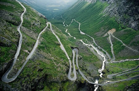 Trollstigen (Norway)