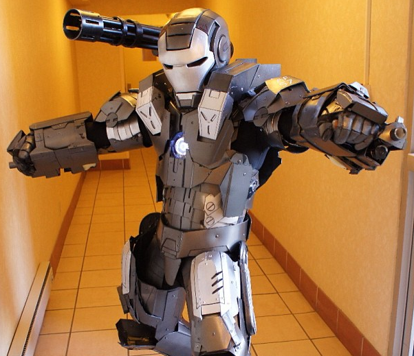 Warmachine-cosplay-