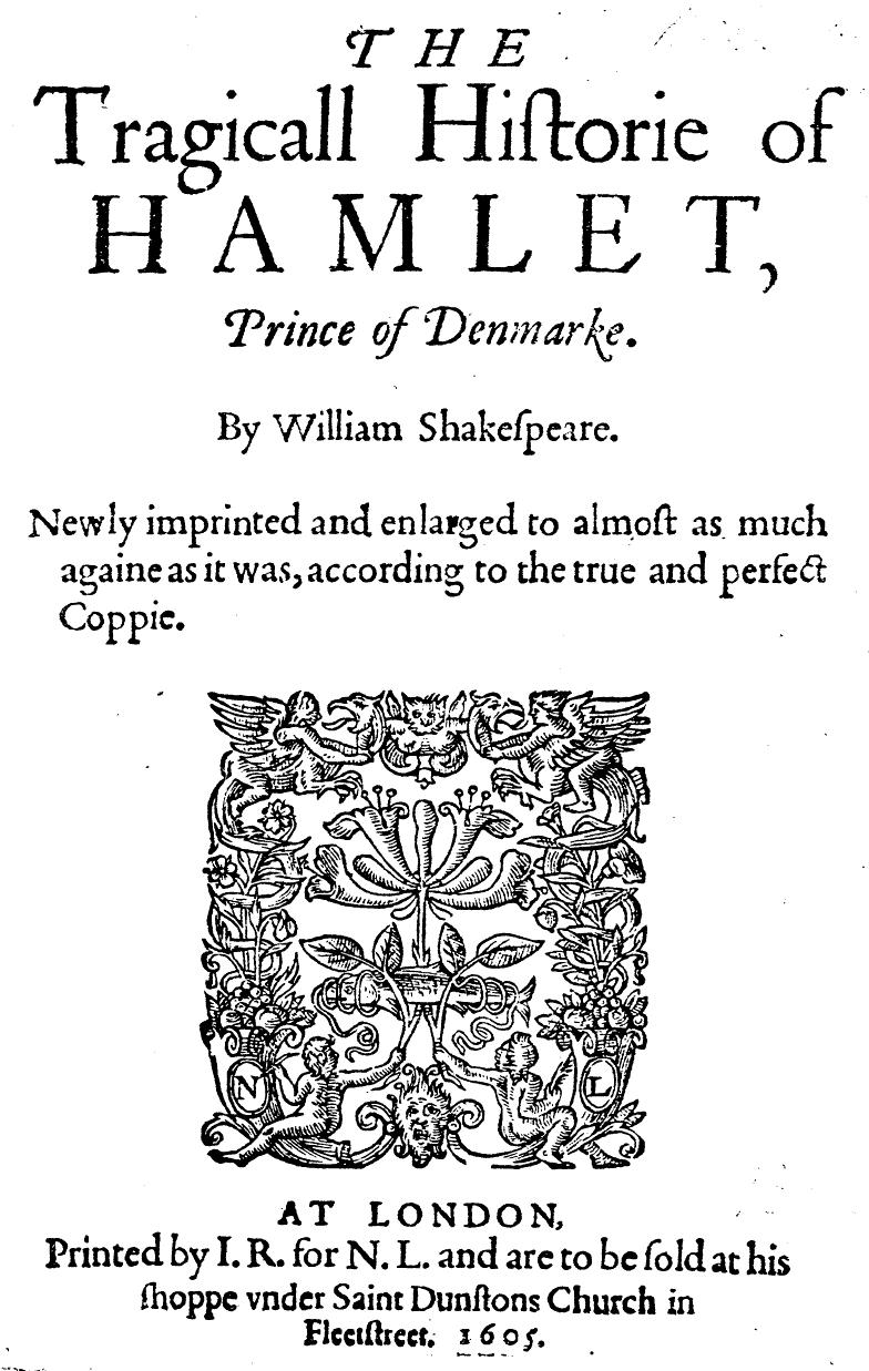 William Shakespeare - Hamlet-yasaklanan-kitaplar