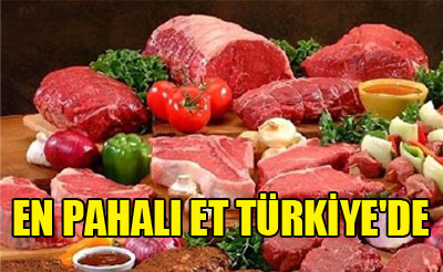 en-pahali-et-turkiyede