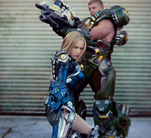 firefall-cosplay-photo