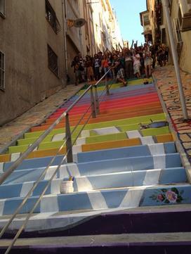 izmirden-her-yer-taksim-her-yer-direnis-merdivenleri
