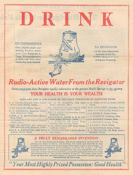 radyo-aktif-su