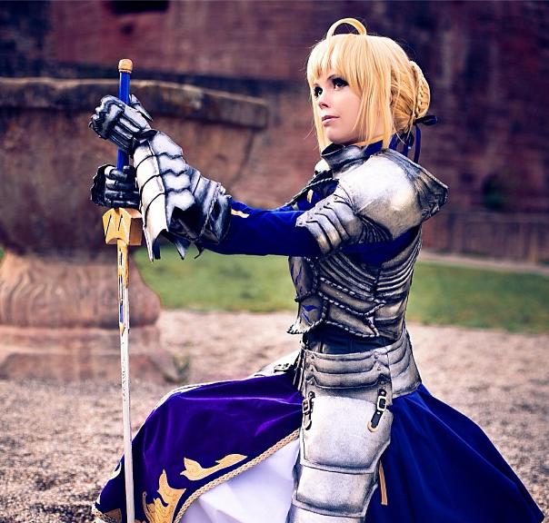 saber-cosplay-photo
