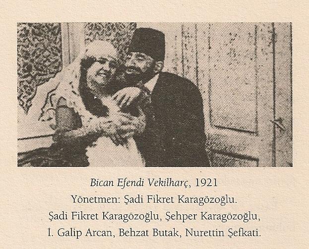 Bican Efendi Vekilharç (1921)