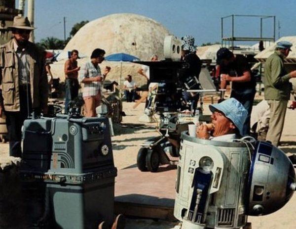 Star Wars 1-kamera-arkasi-fotograflari