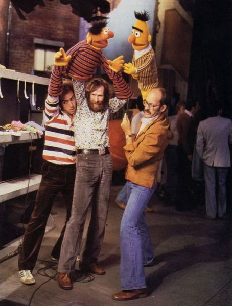 The Muppet Movie2-kamera-arkasi-fotograflari